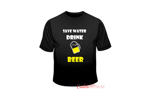 Tricou Save water
